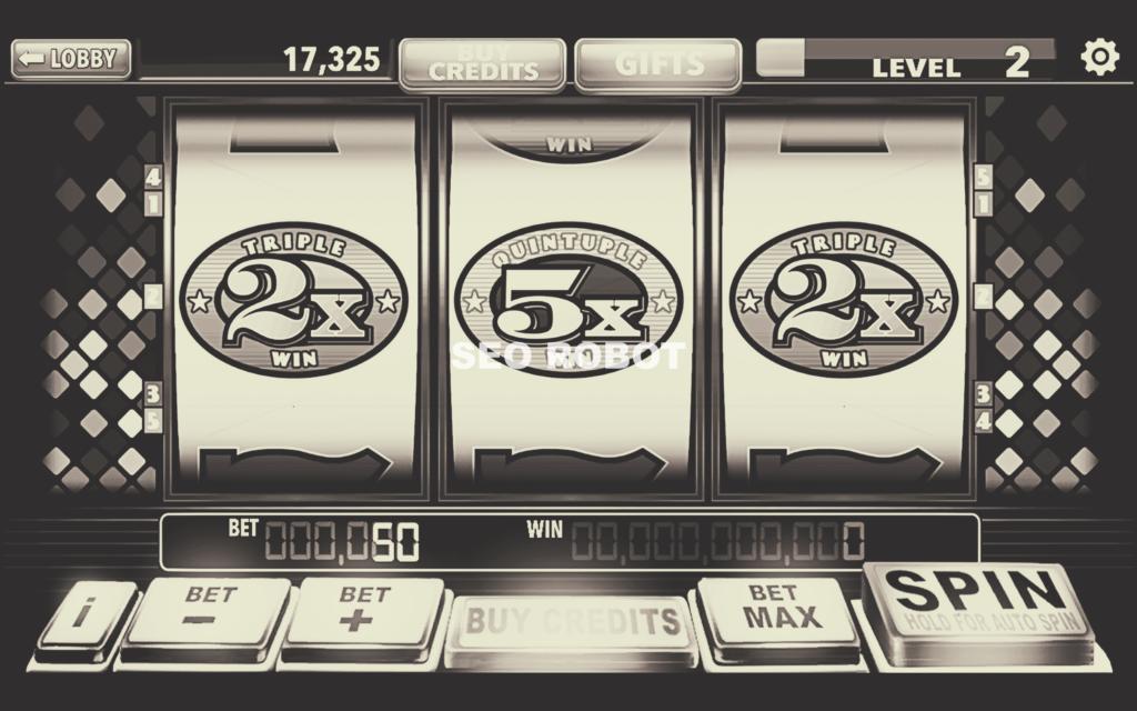 Tips Jitu Memenangkan Game Judi Slot Casino Online Mudah